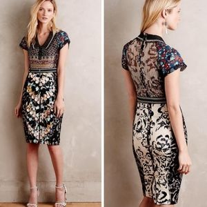 NWT Anthropologie Byron Lars Beguile Margot Dress